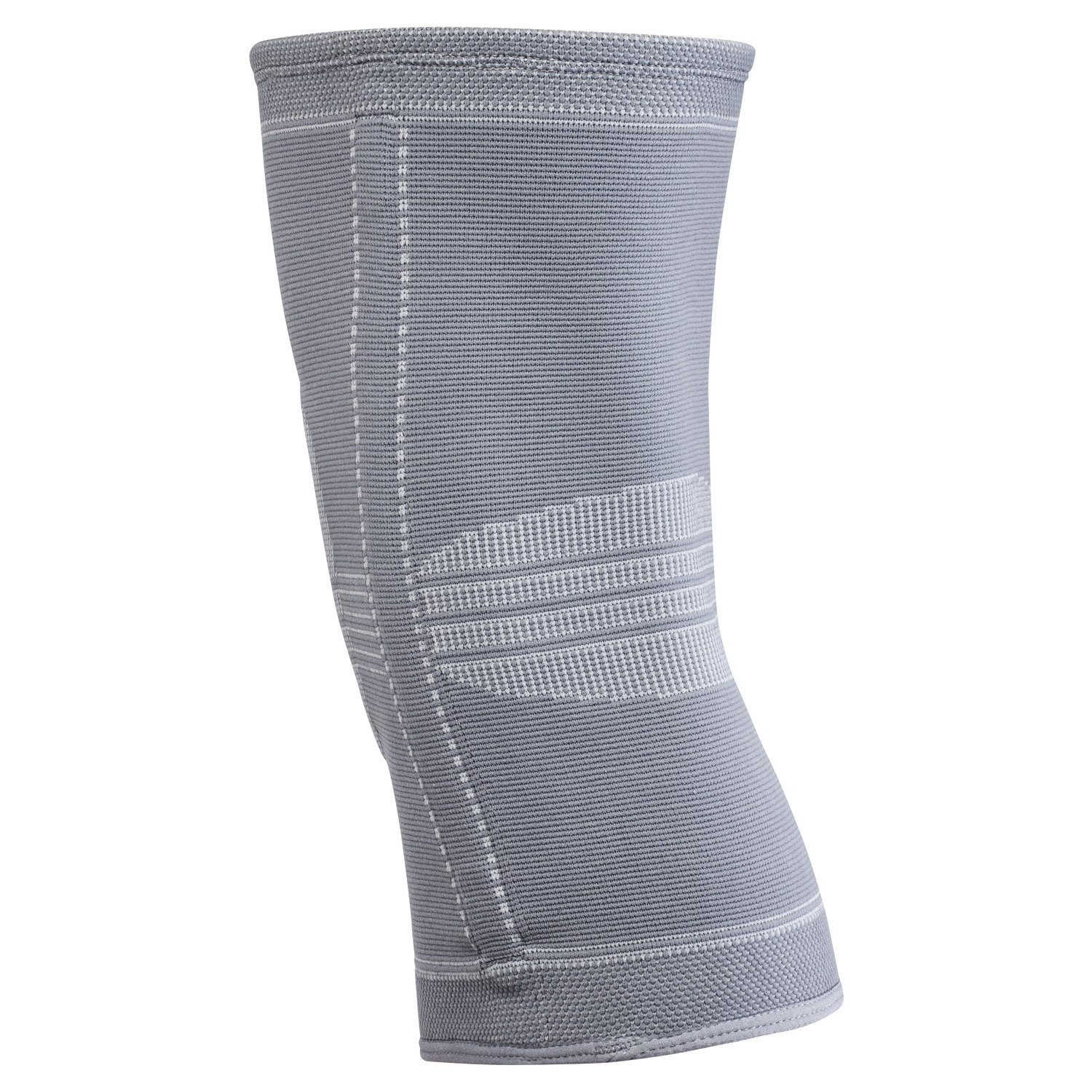 Futuro Active Knit Knee Stabilizer, Provides Support, Moderate Stabilizing Support, Medium, Gray by Futuro (Image #4)