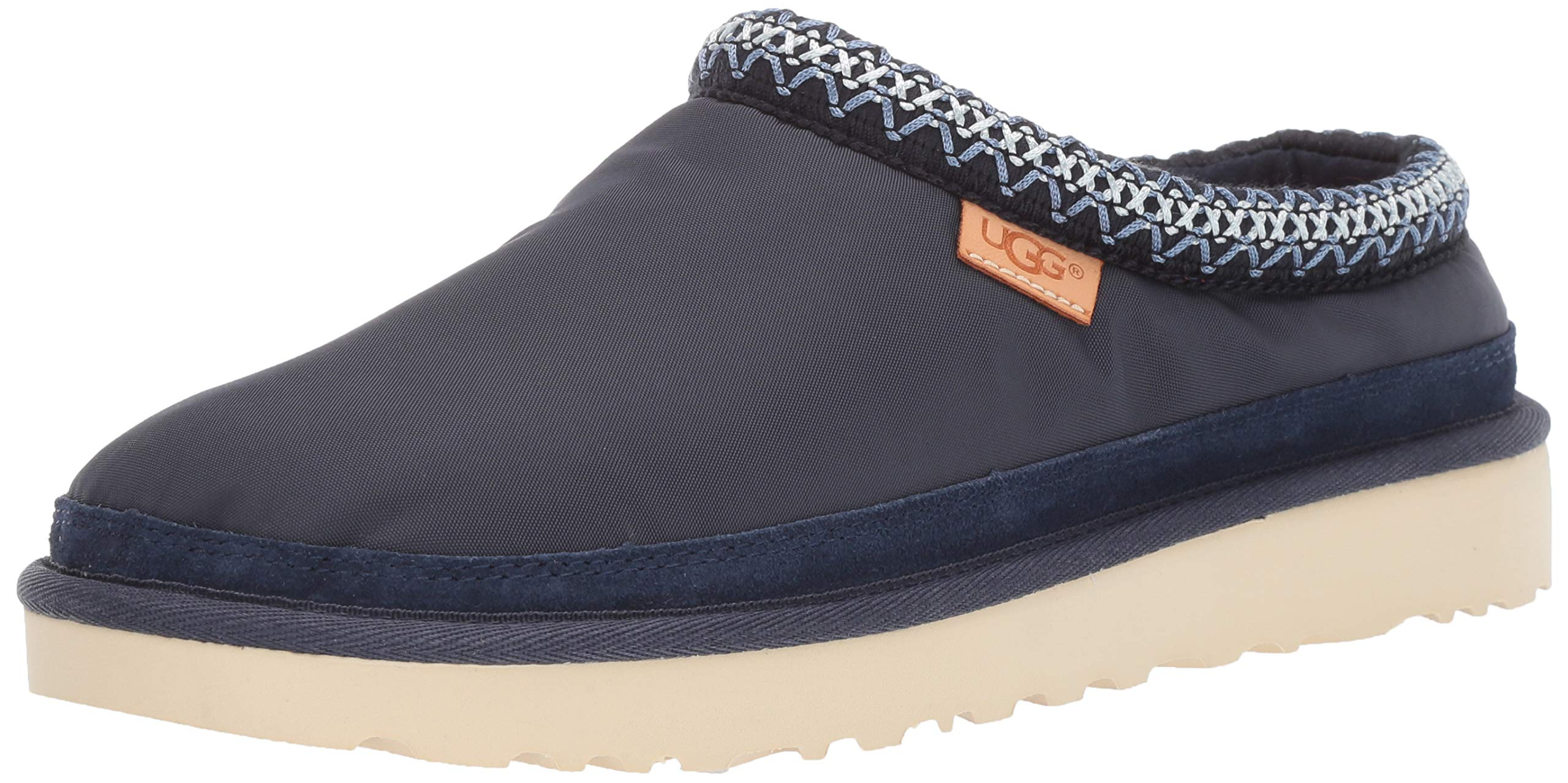 UGG Men's Tasman MLT Slipper, Navy, 10 Medium US