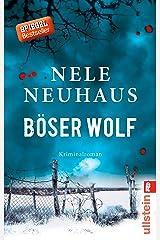 Böser Wolf: Kriminalroman (Ein Bodenstein-Kirchhoff-Krimi 6) (German Edition) Kindle Edition
