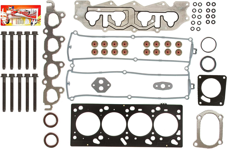 2.0L Engine Cylinder Head Bolts Kit Ford Mazda Mercury DOHC ZETEC Engine