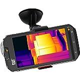 Emartbuy® Universal Handyhalterung Armaturenbrett/Windschutzscheibe Schwarz fürgeeignet CAT S60