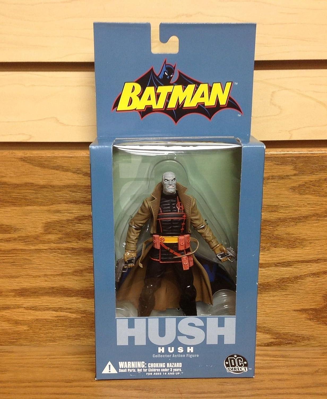 Amazon Com Batman Hush Series Hush Action Figure Toys Games