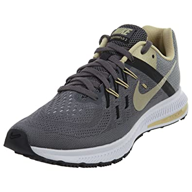 low priced cd88b d9af9 norway nike mens zoom winflo 2 dark grey metallic gold str black wolf b6c03  572c6