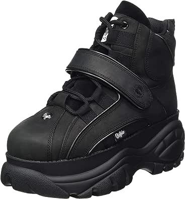 Buffalo 1348-14 2.0 Womens Boots Black