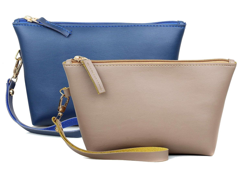 Makeup Bag Purse Handbag with Zipper