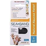 Sea-Band Anti-Nausea Acupressure Wristband for