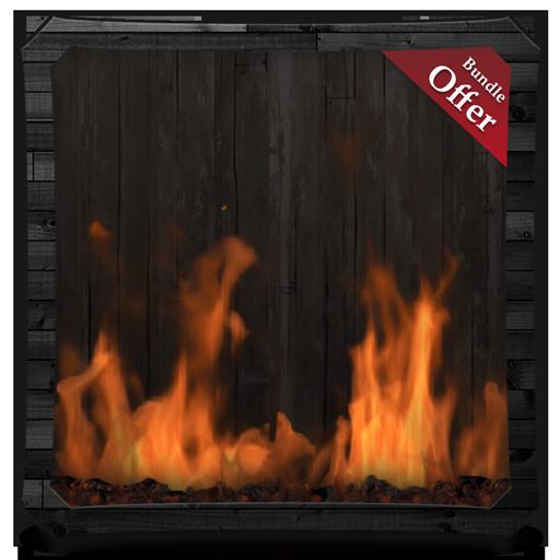 fireplace charcoal - 3