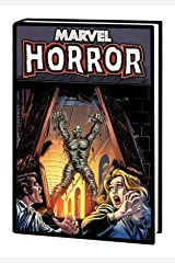 Marvel Horror Omnibus Hardcover