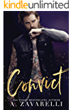 CONVICT: A Dark Romance (Sin City Salvation Book 2)