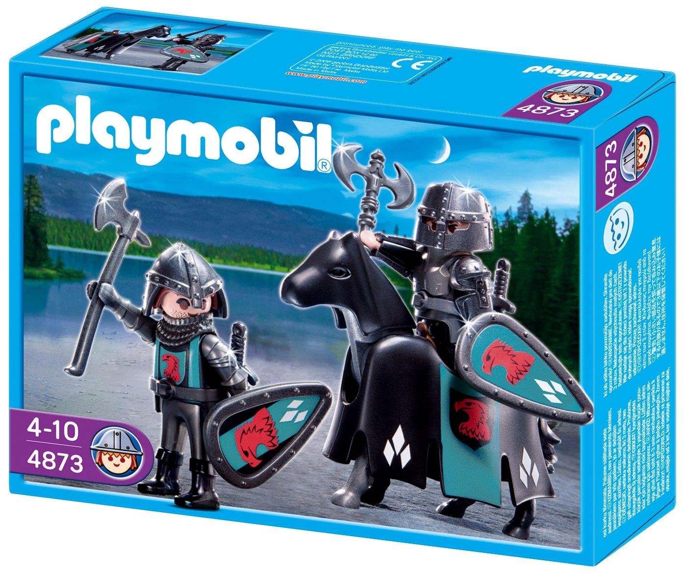 4873 chevaliers du faucon de playmobil for Playmobil 4865 prix