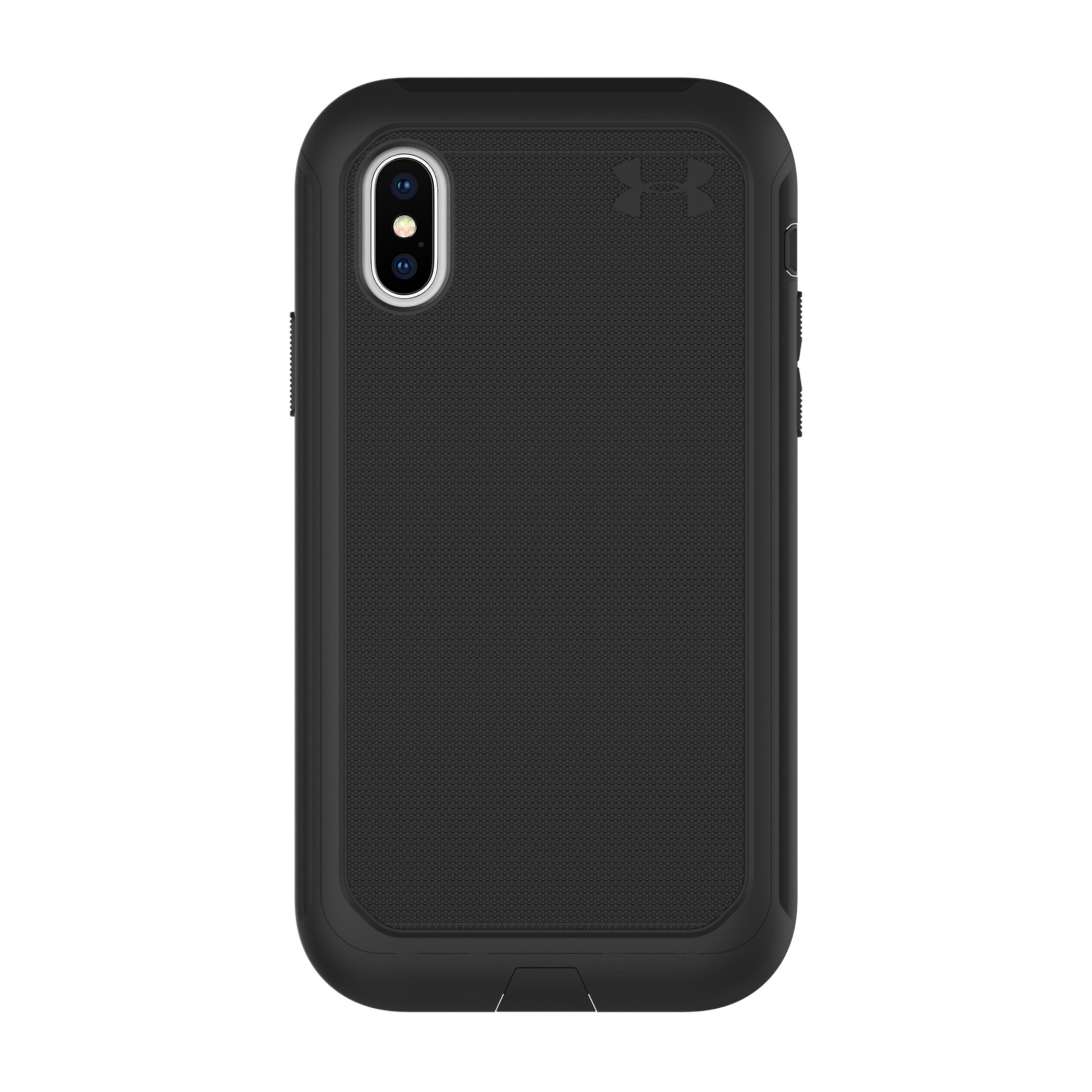 Under Armour UA Protect Ultimate Case for iPhone X - Black/Black