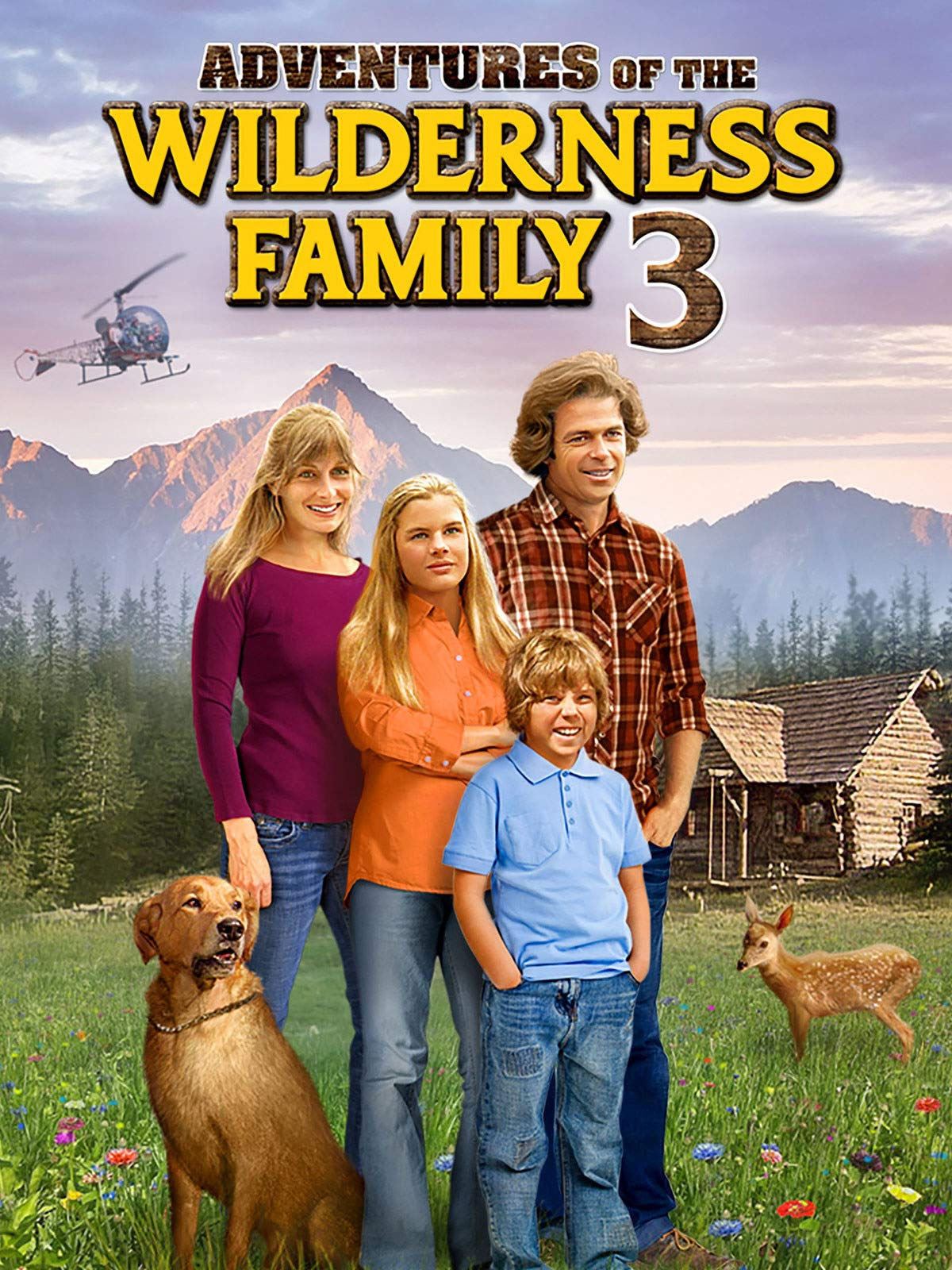 Adventures of the Wilderness Family 3