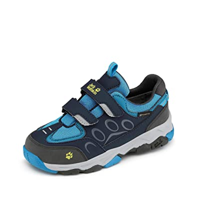 the best attitude 4c10e 5240b Jack Wolfskin Schuh, Groesse 39, blau: Amazon.de: Schuhe ...