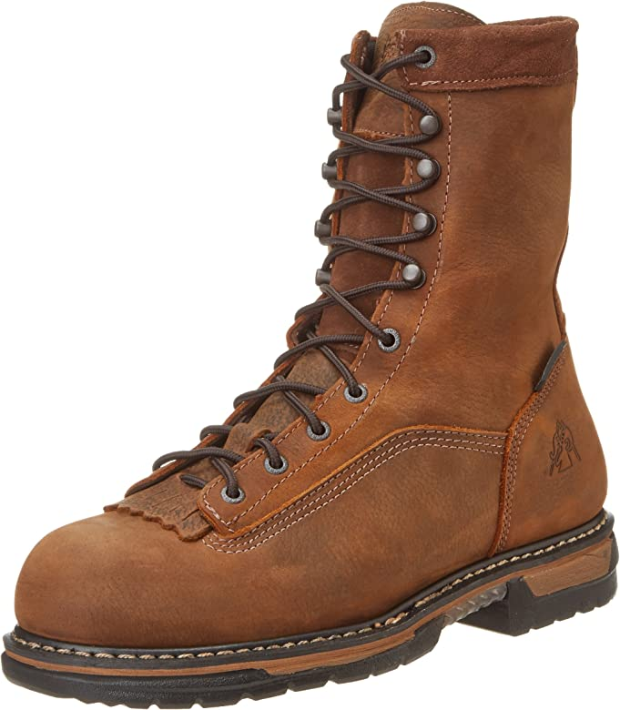 Steel Toe Work Boot