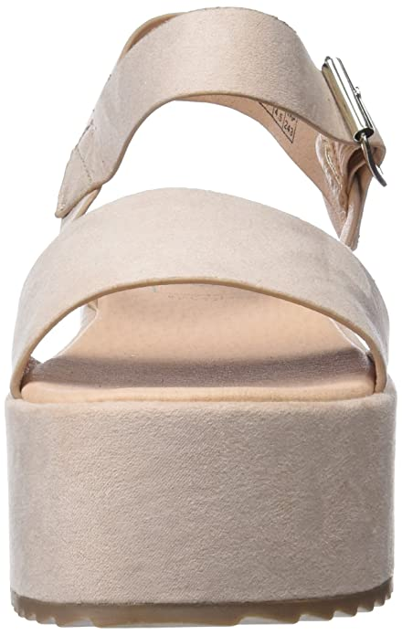 088dafe587b COOLWAY Women s Bubby Platform Sandals  Amazon.co.uk  Shoes   Bags