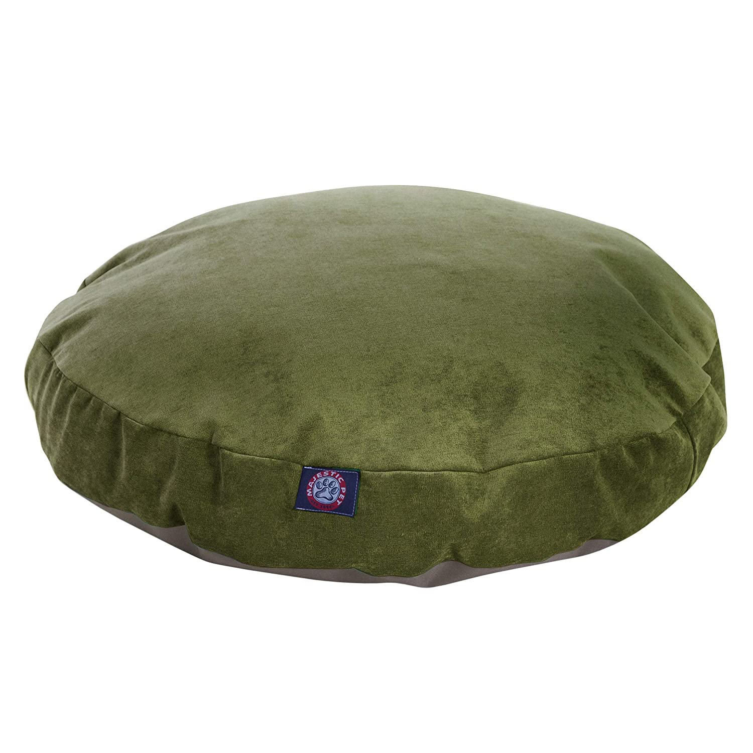 Fern Villa Collection Small Round Pet Dog Bed
