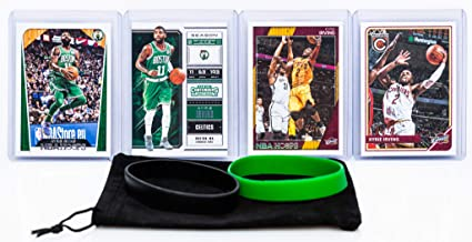 c93ebcbe8170c Kyrie Irving (4) Assorted Basketball Cards Bundle - Cleveland Cavaliers  Trading Cards -