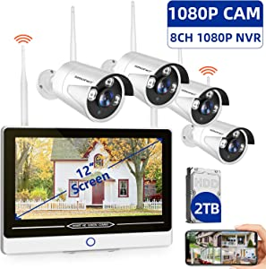Best Long Range Wireless Security Camera System – Top 5 Pick! 5
