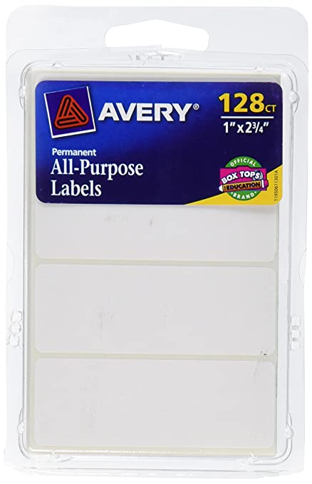 252c88cceea76 Amazon.com   Avery All-Purpose Labels