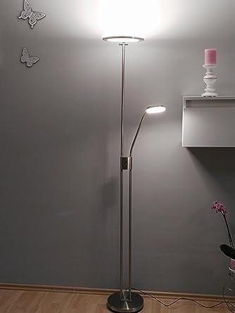 Avec Variable Sur Pied Liam R7s Nickel Led Lampe Bras À Intensité reCodxBW