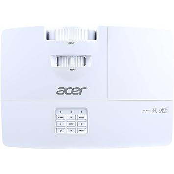 Acer Essential X117H - Proyector (3600 lúmenes ANSI, DLP, SVGA ...