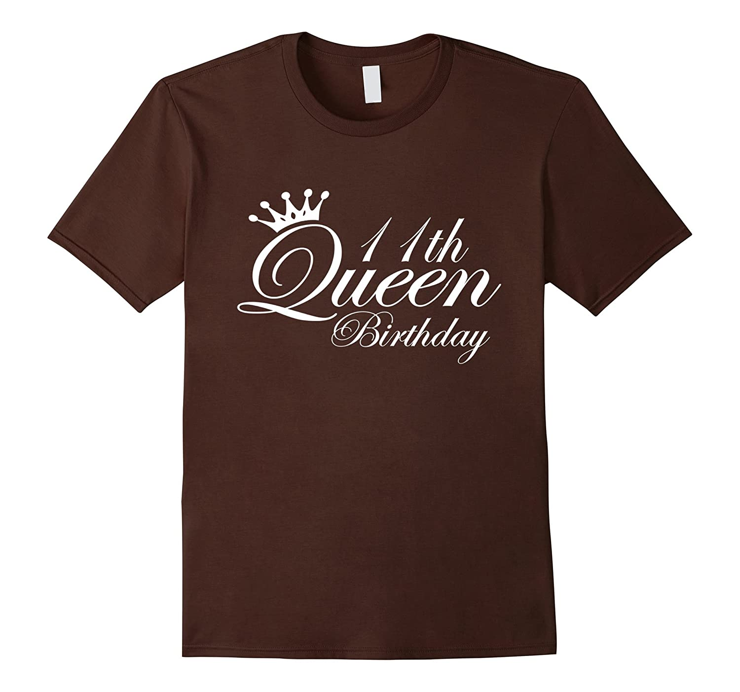 11th Queen-11 Year Old -11th Birthday Gift Ideas for Her-Teeae