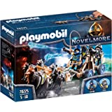 PLAYMOBIL Novelmore Wolf Team with Canon Playset