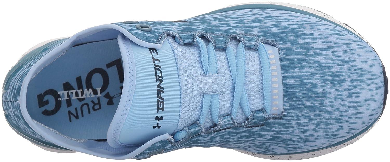Under 3 Armour Women's Charged Bandit 3 Under Ombre D Sneaker, Bass Blue/Belt Blue/Academy B0711K7Q3S 5.5 M US Bass Blue (400)/Belt Blue 100f18