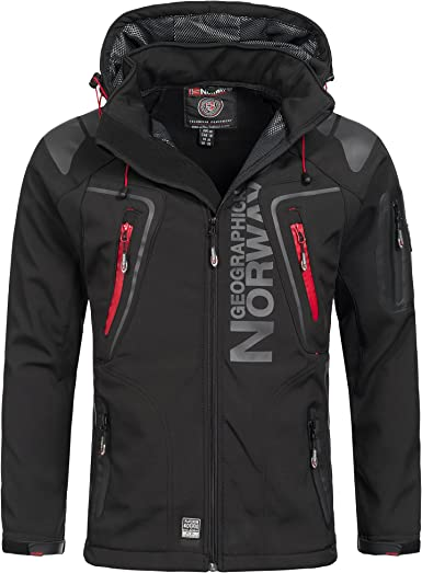 geographical norway veste softshell pour hommes