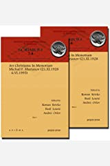 Ars Christiana: In Memoriam Michail F. Murianov (21.XI.1928 - 6.VI.1995) (Scrinium: Journal of Patrology, Critical Hagiography and Ecclesiastical) Hardcover