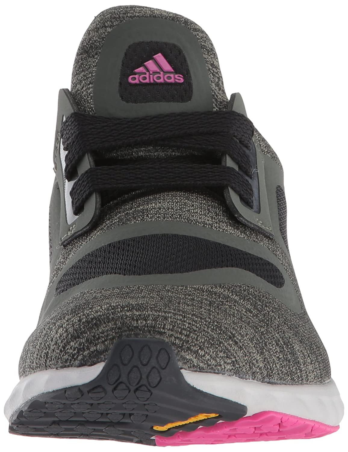 adidas Originals Women's Edge Lux Clima Running Shoe B077XKMYBF 6 B(M) US|Base Green/Real Magenta/Night Cargo