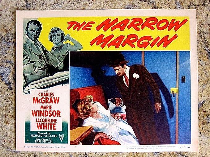NARROW MARGIN '51 NEAR MINT LC...