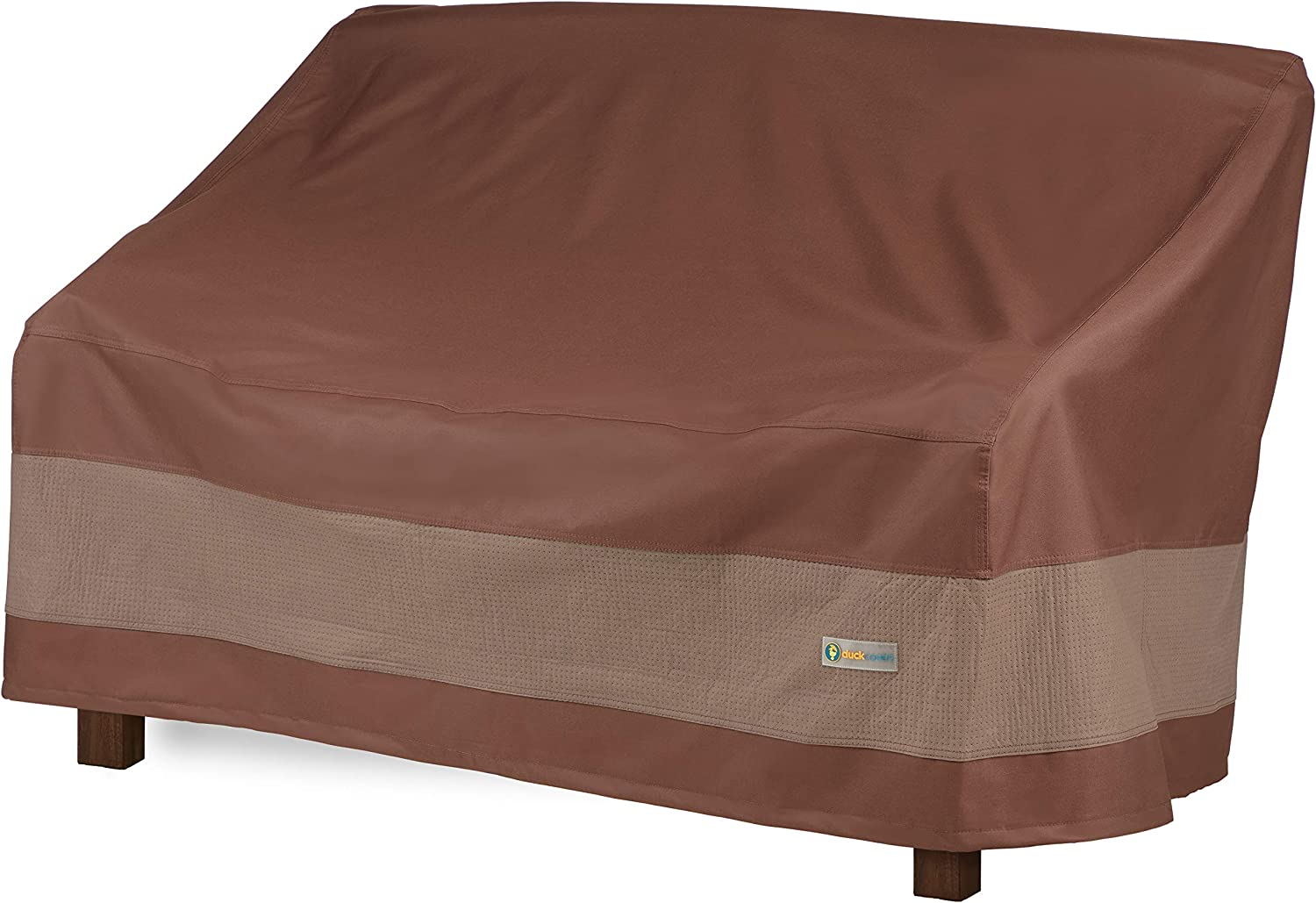 Duck Covers Ultimate Water-Resistant 61 Inch Patio Bench Cover