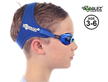 Frogglez Kid Swim Goggles