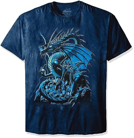 2ee38408274ee The Mountain Skull Dragon T-Shirt