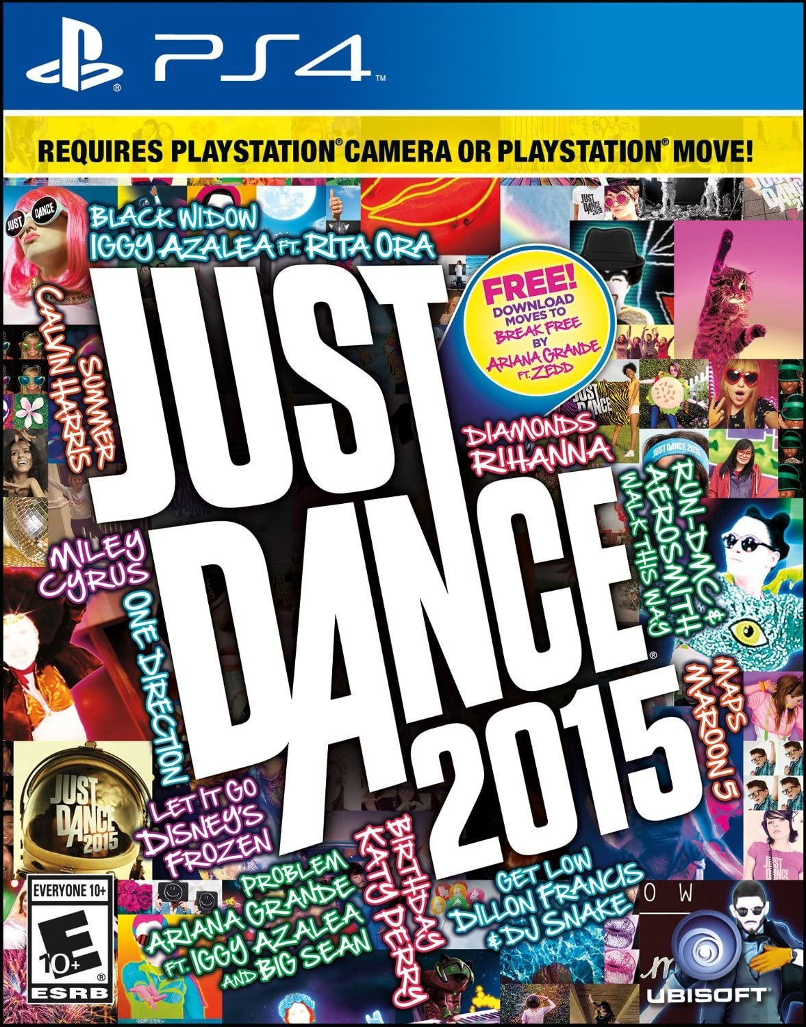 Ubisoft Just Dance 2015, PS4 - Juego (PS4, PlayStation 4, Dance ...