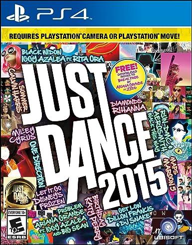 Ubisoft Just Dance 2015, PS4 - Juego (PS4, PlayStation 4, Dance, E10 + (Everyone 10 +)): Amazon.es: Videojuegos