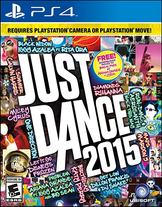 Just Dance 2015 - PlayStation 4