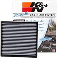 $37 » K&N Cabin Air Filter: Washable and Reusable: Designed For Select 2003-2019 Honda/Acura…