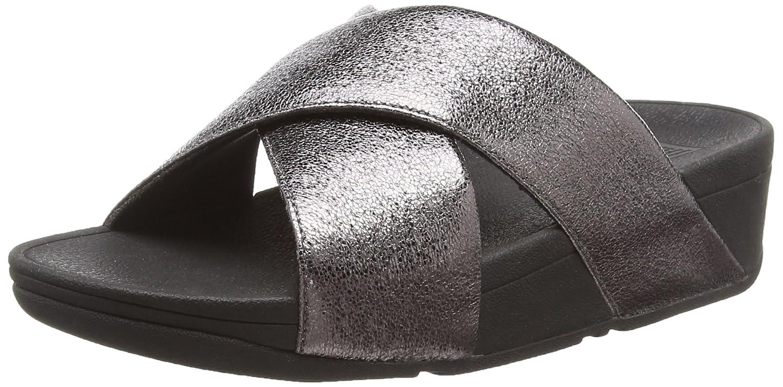 Slide Femme Ouvert Metal Lulu Sandales Amazon Molten Fitflop Bout 0xTRwtq6