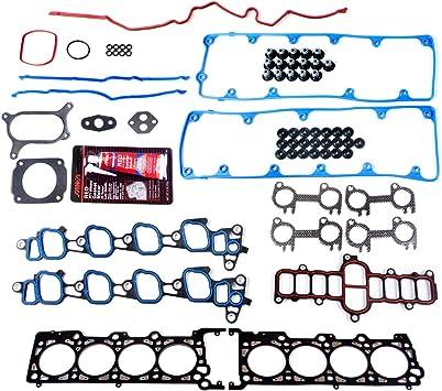 Fits Ford E150 Explorer Mercury Grand Marquis 4.6L SOHC Full Gasket Set