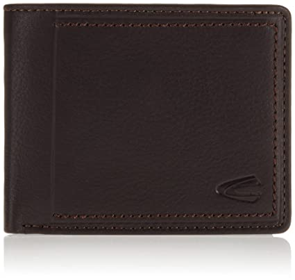 camel active Monedero, marrón (Marrón) - 158 711 29: Amazon ...