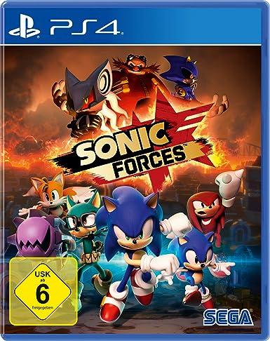 Sonic Forces Bonus Edition (PlayStation PS4): Amazon.es: Videojuegos