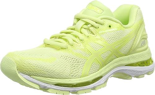 ASICS Gel-Nimbus 20, Zapatillas de Running para Mujer: Amazon ...