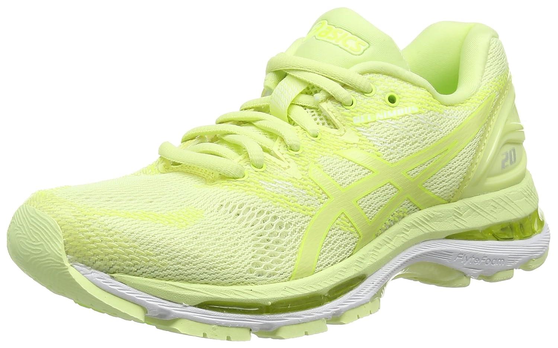 Jaune (vert Limelight vert Limelight Safety jaune 8585) ASICS Gel-Nimbus 20, Chaussures de Running Femme 39 EU