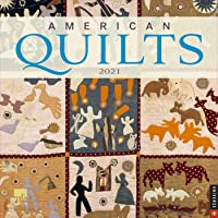 Image for American Quilts 2021 Wall Calendar