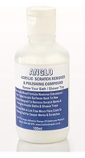 100ml Acrylic Scratch Remover   Polishing CompoundAcrylic Bath Repair Kit   Repairs Chips   Scratches   Colour  . Acrylic Bathtub Repair Kit Uk. Home Design Ideas