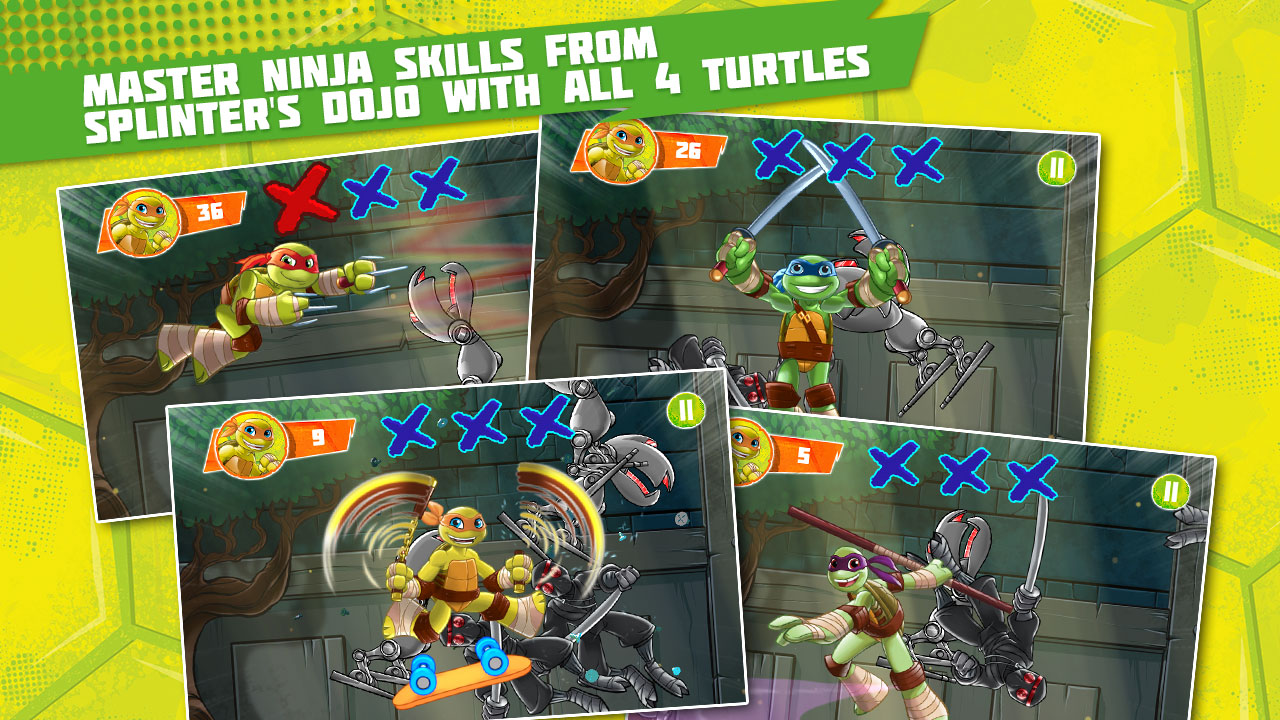 Teenage Mutant Ninja Turtles: Half-Shell Heroes: Amazon.es ...