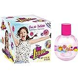 Disney Soy Luna fruchtig-frisches Eau de Toilette 50ml (Duftnote: fruchtig, blumig, süß)  – Geschenk-Set für Mädchen
