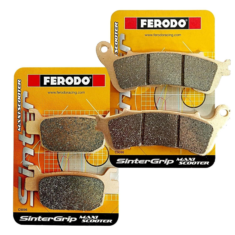 Pastiglie anteriori//posteriori sinterizzate Ferodo FDB2196SM FDB2212SM